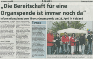 Sonntags-Report-I
